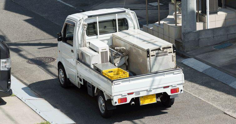 廃品回収車に要注意!不用品回収で呼ぶと無料でないことも…